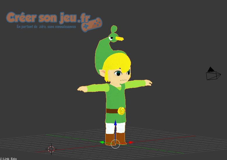Minish Cap 3D Remake Link