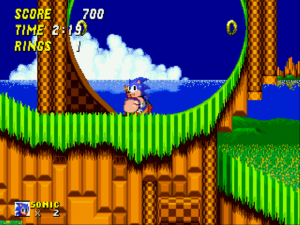 Sonic 2XL Gameplay