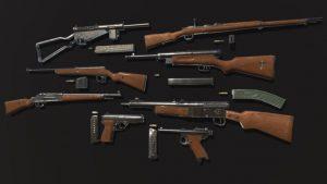 Gun Pack 1