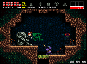 Hyper Metroid Gameplay