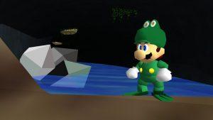 Super Mario Last Impact Gameplay