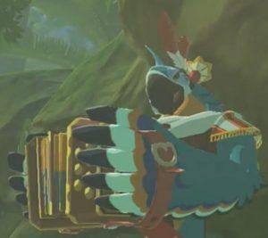 Piaf Zelda