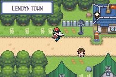 Pokemon Light platinum Gameplay