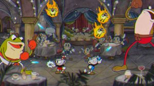 Cuphead Cooperation