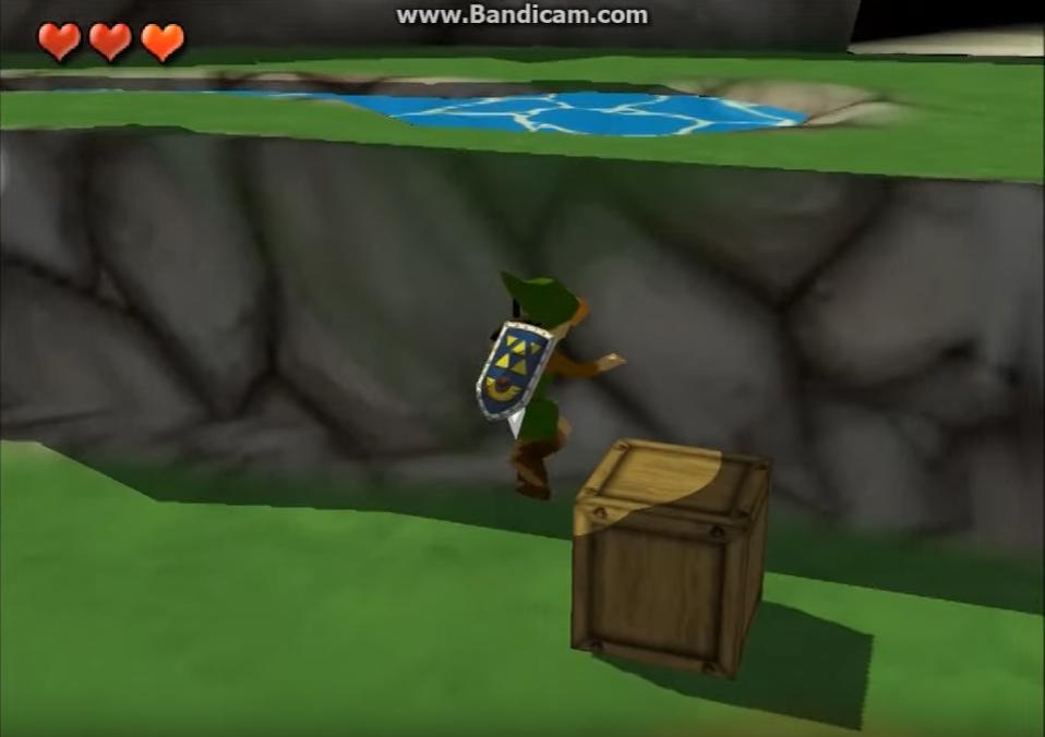Link's Awakening Blender