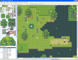Tileset RPG Maker