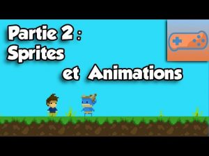 Creer son jeu de plateforme Game Maker Studio 2 Part 2