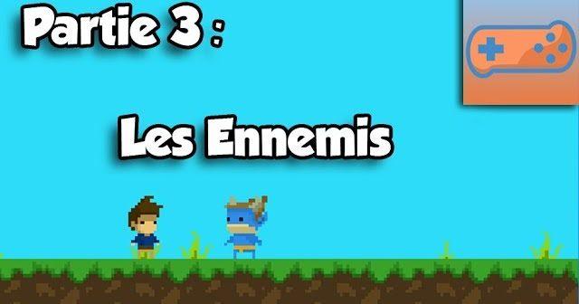 Créer son jeu de plateforme avec Game Maker 2 - Part 3 : Les Ennemis