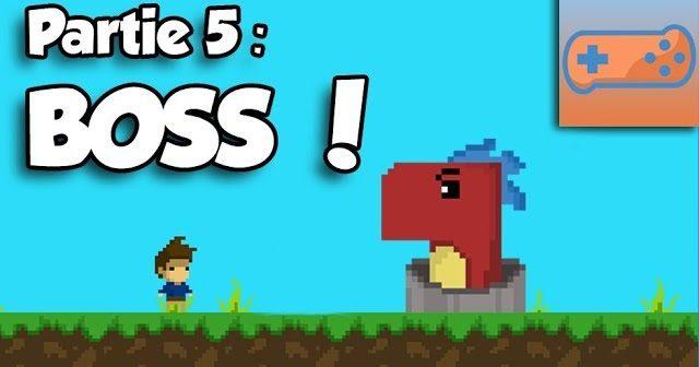 Créer son jeu de plateforme avec Game maker 2 : Boss fin de niveau