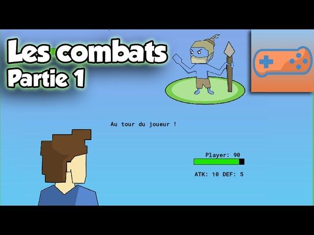 RPG Game Maker Studio 2 Combats 1