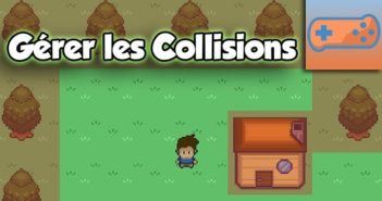 Créer son RPG - Les collisions - Game Maker Studio 2
