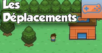 Créer son RPG - Les déplacements