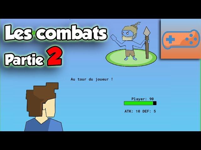 Créer son RPG Les combats Partie 2