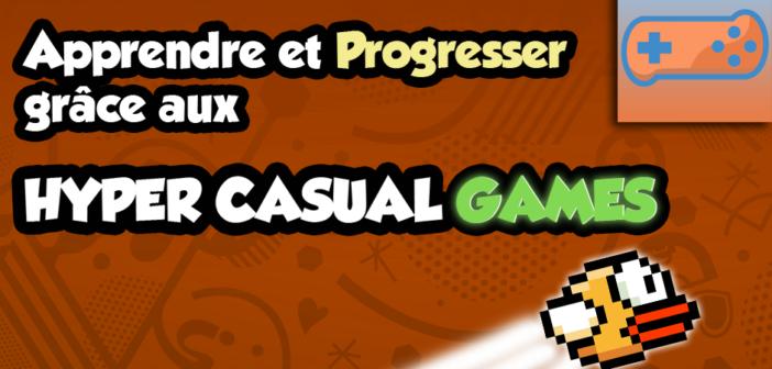 Progresser grâce aux Hyper Casual Games