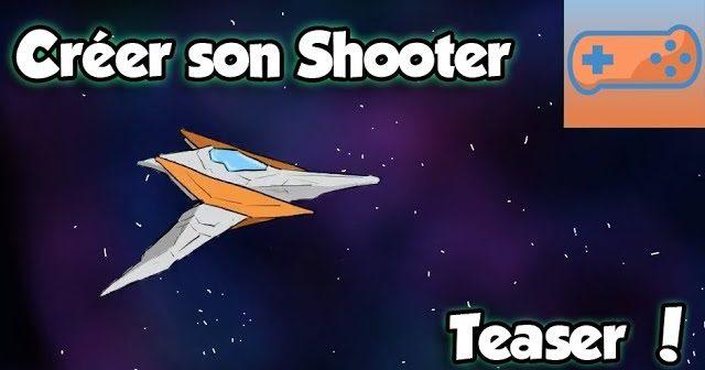 Créer son Shoot Them UP avec Game Maker Studio 2