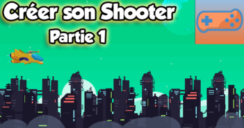 Créer son Shoot Them Up avec Game Maker Studio 2