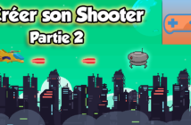 Créer son shooter avec Game Maker Studio 2 Part 2