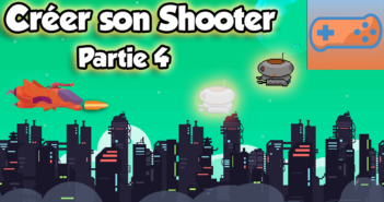 Créer son shooter - shader et hit flash