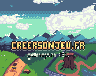 Game Jam 1 Creersonjeu.fr